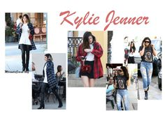 Kylie Jenner // Get the look