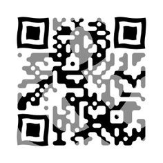 A QR code to my blog!