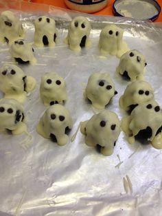 Oreo Ghosts