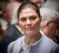 Princess Victoria attended entrepreneurship conference of Anders Wall