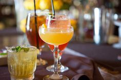 farm table cocktails - Google Search