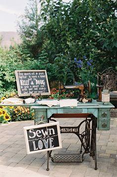 Elegant California garden wedding: Kelly + Doug