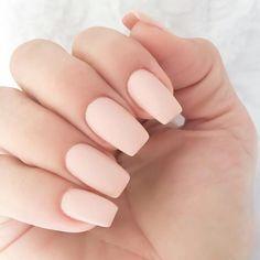 PRODUCT DETAILS - Matte nail polish top coat - This top coat turns any nail polish color into a matte color ! - Dimension: x 2 cm PRODUCT DETAILS Matte nail polish top coat This top coat turns any nail polish color into a matte color ! Dimension: x 2 cm Cute Acrylic Nails, Acrylic Nail Designs, Fun Nails, Acrylic Gel, Bio Gel Nails, Light Pink Acrylic Nails, Light Nails, Nail Art Designs, Gorgeous Nails