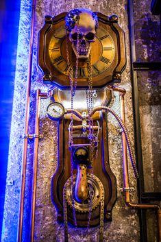 la Joben Bistro, un loc desprins din cărțile lui Jules Verne Jules Verne