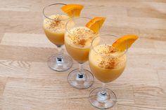 Herlig katalansk dessert med appelsin og kanel. Dette er den spanske varianten av crème brulée (eller ercrème brulée den franske varianten av Creme Catalana?), og i tillegg til å være s...