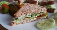 Comment faire et surtout quoi mettre dans un sandwich végétalien? Recette légère, sans mauvaise graisse, sans oeuf, mais délicieux!