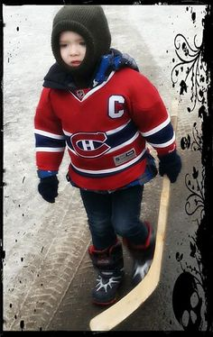 Connor, the habs fan