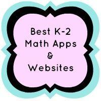 Best Math Apps and Websites for Kindergarten through 2nd Grade: Spatial Reasoning  Aplicaciones para los pequeños.