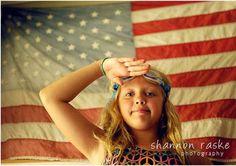 patriotic pride! {via iHeartFaces.com}