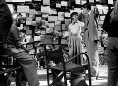 Written by John Dighton and Dalton Trumbo, Roman Holiday is a 1953 American romantic comedy film directed and produced by William Wyler. Dalton Trumbo, Audrey Hepburn Roman Holiday, William Wyler, Gregory Peck, Dead To Me, Comedy Films, British Actresses, Scene Photo, Film Director