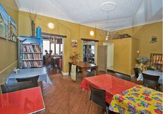 14 Peels Place - Quirky busy side walk cafe for Sale + stock