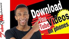 How do you Download YouTube Videos to your Phone 2018 Download, You Youtube, Tutorials, Phone, Videos, Tips, Telephone, Mobile Phones, Wizards