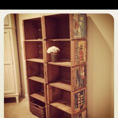 Our bookcase in progress.  I will post a picture as soon as it's finished.
