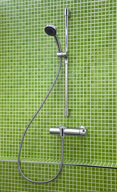 Oras Eterna shower faucet 6370 with Oras Natrura shower set