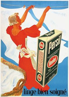 Persil ~ Anonym   #Laundry #Detergent #Persil