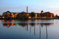 Puuvilla / University of Turku in Pori, Pori, Finland Places To Travel, Places To See, Western Coast, Where The Heart Is, Helsinki, Old Pictures, Art Ideas, Nostalgia, Scenery