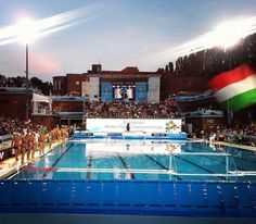 European waterpolo championship 2014 Budapest Water Polo, Budapest, Basketball Court, Sands