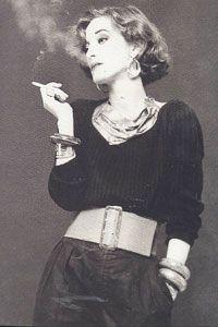 Sylvain Michaud: LES ARTISTOCRATES: Louise de la Falaise