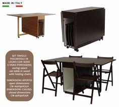 Ikea Tavolo Pieghevole Con Sedie.28 Fantastiche Immagini Su Tavolo Pieghevole Nel 2019 Tavolo