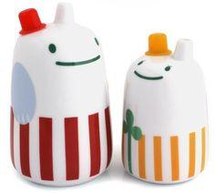 Pepe and Friends Ceramics by Camila Prada