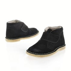 Child's Unisex Suede Ankle Boots