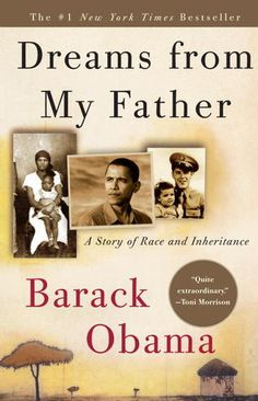 Listened to BO read this before his reelection and I could see how he has had to walk a very TOUGH line between his two racial cultures without offending either.  Dreams from My Father: A Story of Race and Inheritance