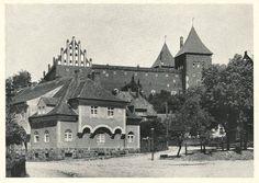 Neidenburg, Altes Ordensschloß.