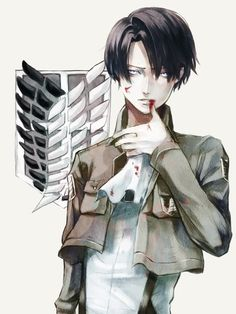 Browse shingeki no kyojin Attack on titan collected by ken and make your own Anime album. Eren E Levi, Attack On Titan Levi, Armin, Ereri, Levihan, Levi Ackerman, M Anime, Anime Guys, Anime Art