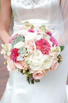 12 Stunning Wedding Bouquets - Part 17 - Belle the Magazine . The Wedding Blog For The Sophisticated Bride