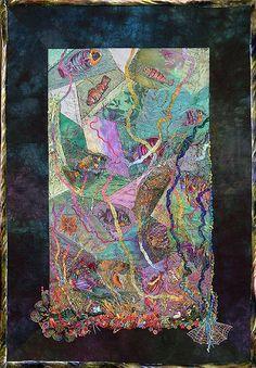 302 Best Underwater Quilts Images Quilts Ocean Quilt