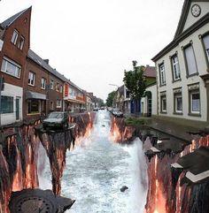 Street Art https://mobile.twitter.com/SydesJokes/status/286229516525903872/photo/1?screen_name=SydesJokes