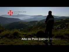 Alto do Poio, techo del Camino en Galicia