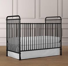 Millbrook Iron Crib | Cribs | Restoration Hardware Baby & Child