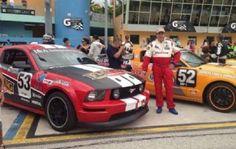 Boliviano Kosky terminó tercero en Gran Prix de Miami