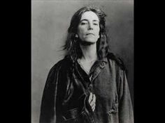 ▶ Patti Smith - Smells Like Teen Spirit - YouTube