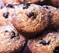 HFG blueberry muffins