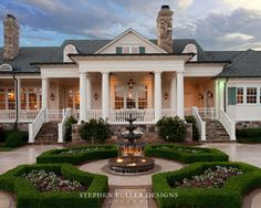 Exterior Southern Homes Design, Pictures, Remodel, Decor and Ideas