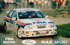 A - invelt Rallied & Raced Ford Motorsport, Ford Sierra, E30, Rally Car, Bmw M3, Peugeot, Belgium, Brave, Toyota