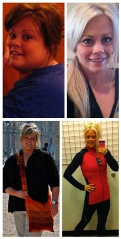 Can you tell how much I've lost?! Greatest weight loss program ever