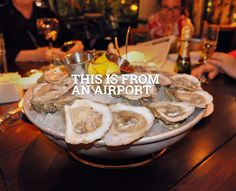 Every important American airport, ranked by its food/drink Flickr/Texas.213  Published on 11/9/2014  By Kevin Alexander and Liz Childers   If your home airport is in Montana, you might consider moving.