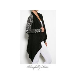 Blissfully Kate High low sweater #love #aztecsweater