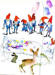 Illustrated by Chihiro Iwasaki