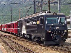MGB/FO 106 'St. Gotthard' (Autoverlad Furka)