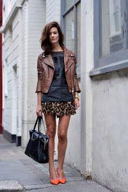 Jacket and skirt combo