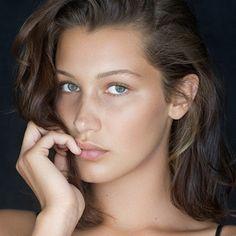 Bella Hadid is a beauty.