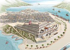 Hallado en Cartagena el palacio de Asdrúbal - ABC.es
