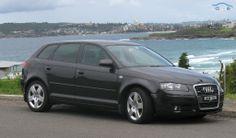 2007 Audi A3 8P Ambition quattro