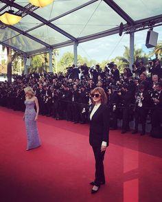 Pin for Later: Werft einen Blick hinter die Kulissen des Filmfests in Cannes