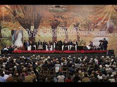 Opus Dei - El Prelado, en la Universidad de Navarra