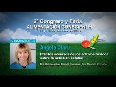 Efectos adversos de los aditivos tóxicos sobre la nutrición celular - Dr...